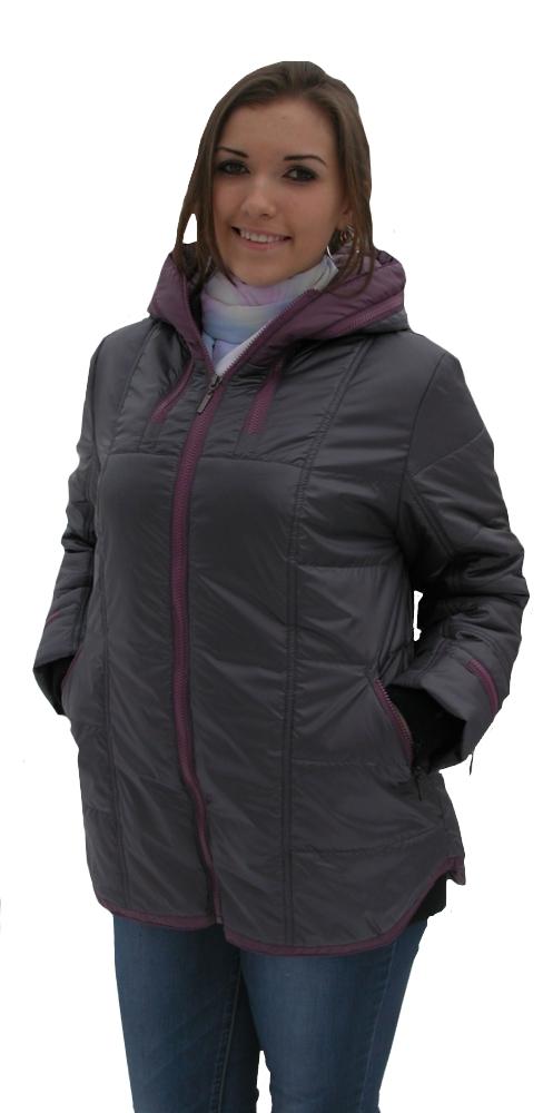 Демисезонные куртки больших размеров от производителя